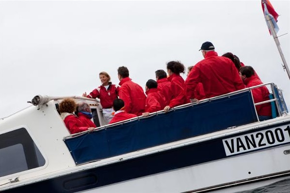 Ingenico Team Sailing