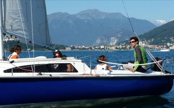 Team Sailing La Marzocco