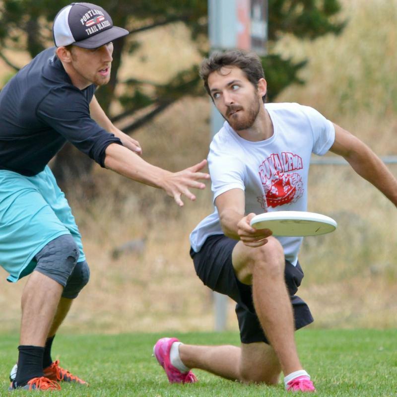 Team Ultimate Frisbee