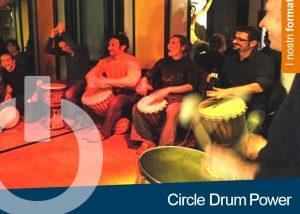 Circle Drum Power