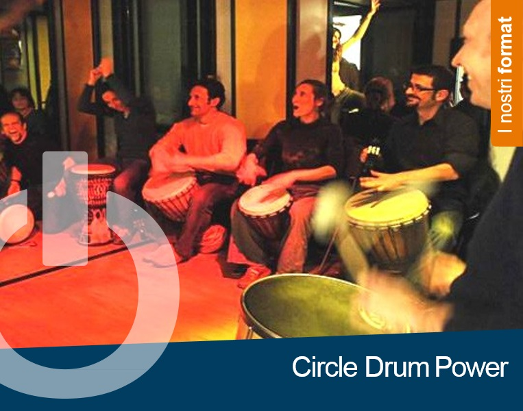 Circle Drum Power
