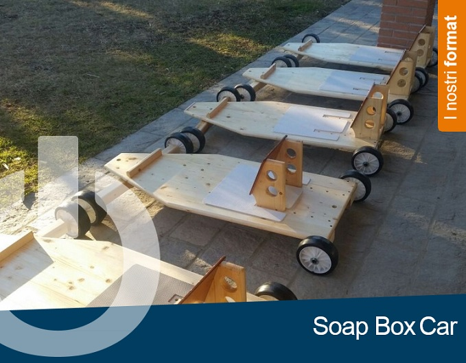 Soap Box Car - Crazy Car